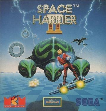 Space Harrier II (1990)(Unique)(Side B)[48-128K][re-release]