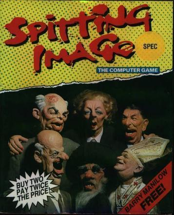 Spitting Image (1989)(Erbe Software)(Side B)[48-128K][re-release]