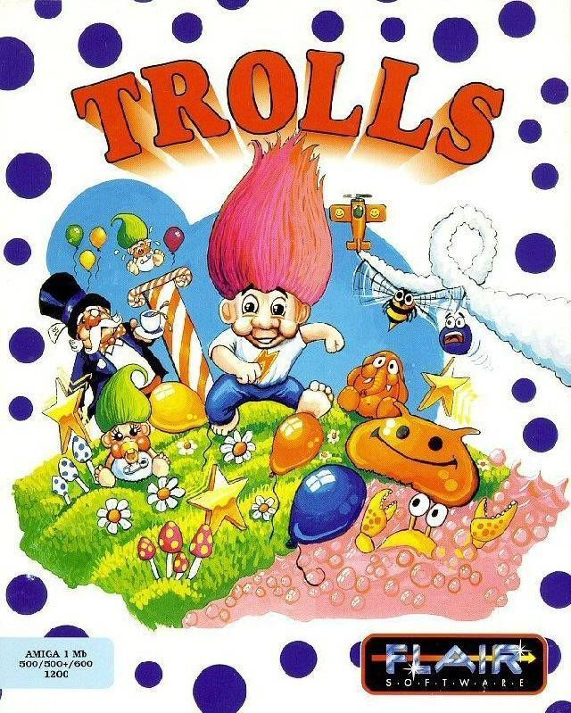 Realm Of The Trolls ROM | A500 Games | Download ROMs