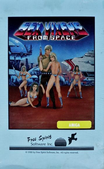 Sex Vixens From Space Disk1