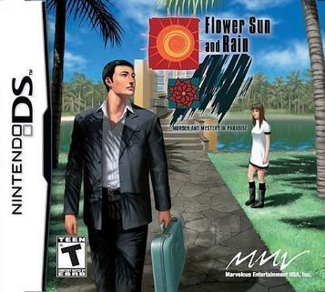 Flower Sun And Rain - Murder And Mystery In Paradise (US)(OneUp)