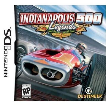 Indianapolis 500 - Legends (Sir VG)