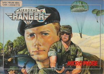 Airborne Ranger (1988)(Erbe Software)(Tape 1 Of 2 Side A)[re-release]