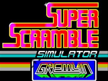 Super Scramble Simulator (1989)(Erbe Software)(Side B)[48-128K][re-release]