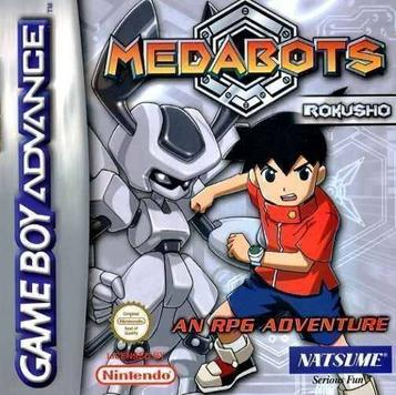 Medabots - Rokusho Version (Temp)