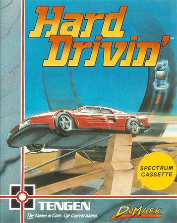 Hard Drivin' (1989)(The Hit Squad)[128K][re-release]