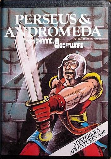 Mysterious Adventures No. 09 - Perseus And Andromeda (1983)(Channel 8 Software)