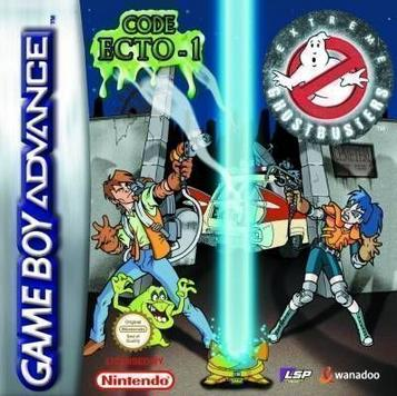 Extreme Ghostbusters - Code Ecto1