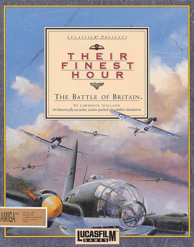 Their Finest Hour - The Battle Of Britain_Disk1