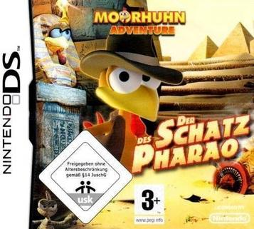 Moorhuhn Adventure - The Pharaohs Treasure (EU)