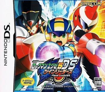 Rockman EXE 5 DS - Twin Leaders