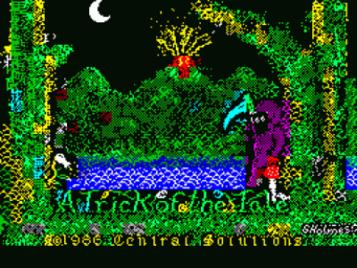 A Trick Of The Tale (1986)(Central Solutions)