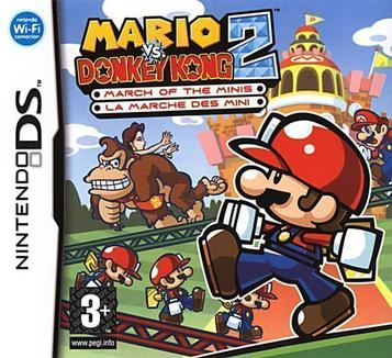 Mario Vs Donkey Kong 2 - March Of The Minis (FireX)
