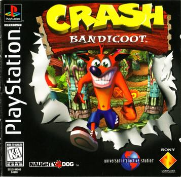 Crash Bandicoot [SCUS-94900]
