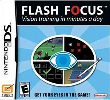 Flash Focus - Vision Training In Minutes A Day