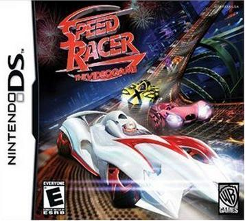 Speed Racer - The Videogame (Micronauts)