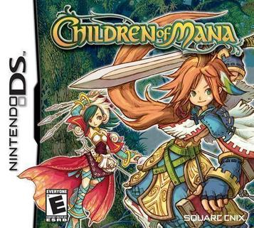 Children Of Mana (EvlChiken)