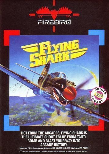 Flying Shark (1987)(Firebird Software)[a]