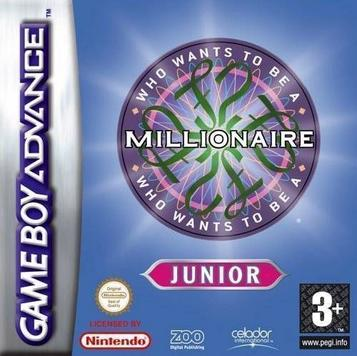 Who Wants To Be A Millionaire - Junior