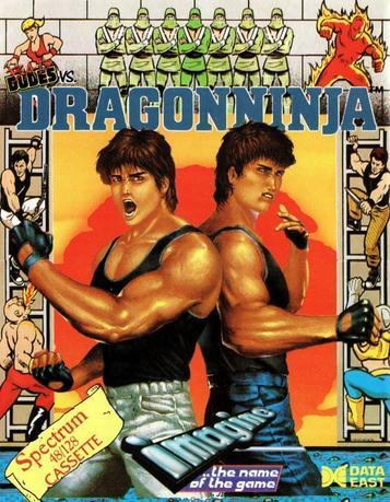 Dragon Ninja (1988)(Erbe Software)[re-release]