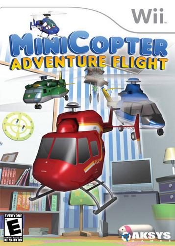 MiniCopter- Adventure Flight