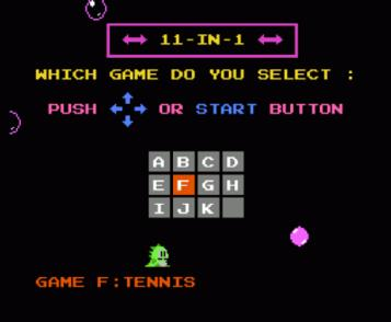 11-in-1 Ball Games ROM | NES Games | Download ROMs