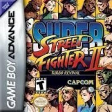 Super Street Fighter II Turbo - Revival ROM | GBA Games | Download ROMs