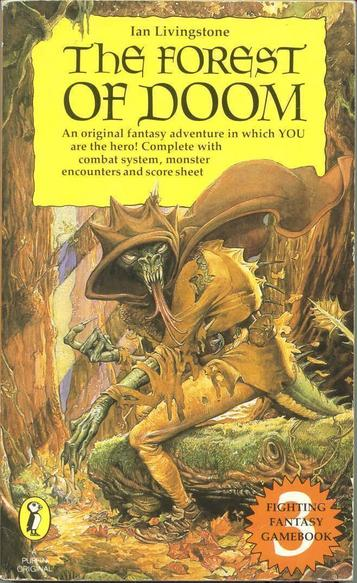 Forest Of Doom, The (1984)(Puffin Books)